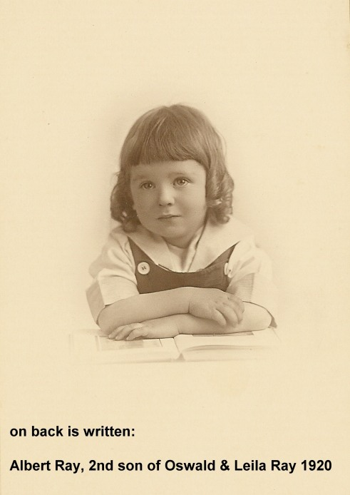 Ray, Albert in 1920.jpg