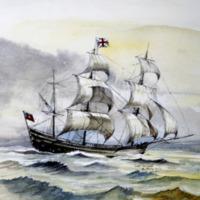 Painting of Lady Juliana
