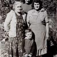 Daisy Ivy Doreen and John McKoy all descendants of Henry Angel.jpg