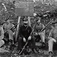 Wollongong City Rifle Club Circa 1905 Bill Harrigan.jpg Stephen Wilson.jpg
