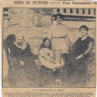 Maria Jenkins (nee Ray) born 18 May 1822<br />