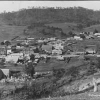 Picton looking east circa 1900